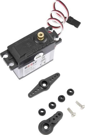Reely Standard-Servo RS-610WP MG Analog-Servo Getriebe-Material: Metall Stecksystem: JR