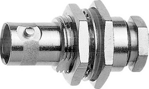 BNC-Steckverbinder Buchse, Einbau 50 Ω Telegärtner J01001A1319 1 St.