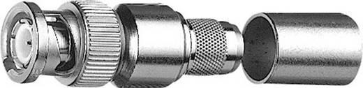 HDTV-BNC-Steckverbinder Stecker, gerade 75 Ω Telegärtner J01002A0054 1 St.