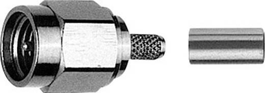 SMA-Steckverbinder Stecker, gerade 50 Ω Telegärtner J01150A0049 1 St.