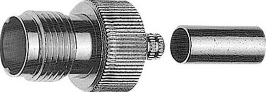 TNC-Reverse-Steckverbinder Buchse, gerade 50 Ω Telegärtner J01011R0006 1 St.