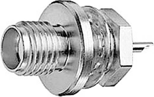 SMA-Steckverbinder Buchse, Einbau 50 Ω Telegärtner J01151A1071 1 St.