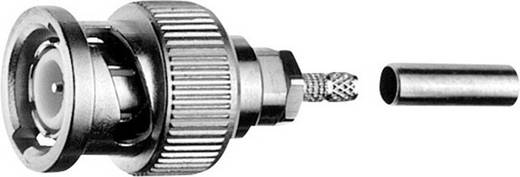 BNC-Steckverbinder Stecker, gerade 50 Ω Telegärtner J01000L1294 1 St.