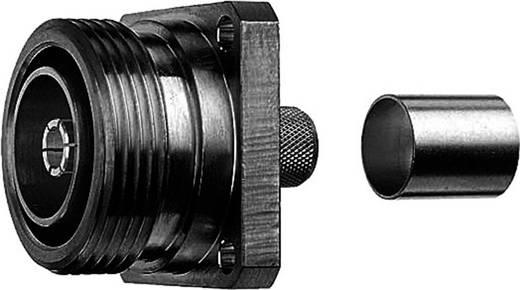 7-16-DIN-Steckverbinder Flanschbuchse 50 Ω Telegärtner J01121A0146 1 St.