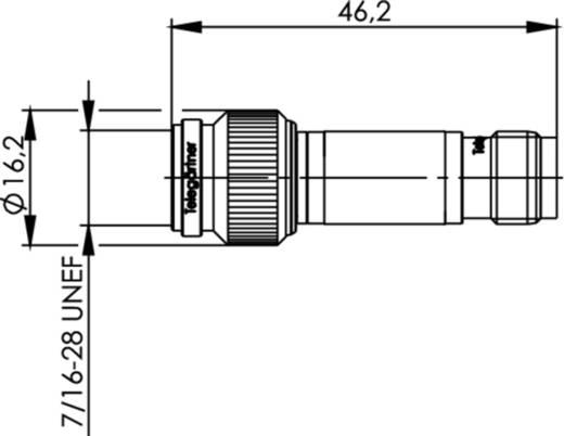 Dämpfungsglied Telegärtner J01016R0005 1 St.