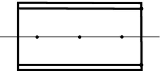 Crimphülse Telegärtner C20750G0709 Silber 1 St.