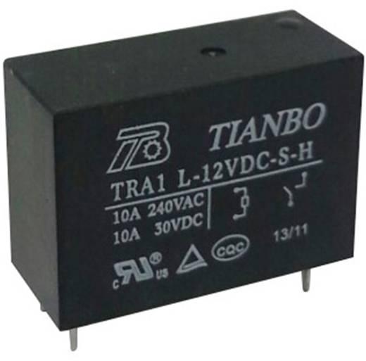 Tianbo Electronics TRA1 L-24VDC-S-H Printrelais 24 V/DC 12 A 1 Schließer 1 St.