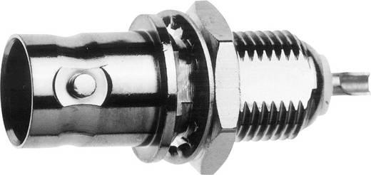 BNC-Steckverbinder Buchse, Einbau 75 Ω Telegärtner J01003A1221 1 St.