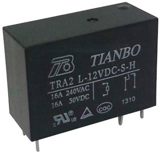 Tianbo Electronics TRA2 L-12VDC-S-H Printrelais 12 V/DC 20 A 1 Schließer 1 St.