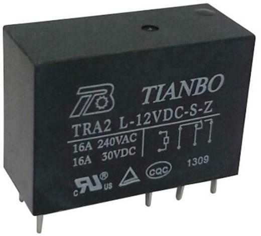 Tianbo Electronics TRA2 L-12VDC-S-Z Printrelais 12 V/DC 20 A 1 Wechsler 1 St.