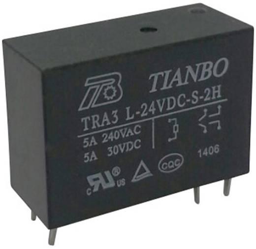 Tianbo Electronics TRA3 L-24VDC-S-2H Printrelais 24 V/DC 8 A 2 Schließer 1 St.