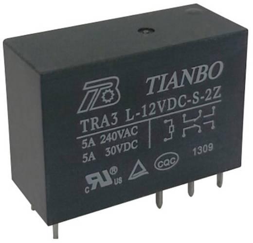 Tianbo Electronics TRA3 L-24VDC-S-2Z Printrelais 24 V/DC 8 A 2 Wechsler 1 St.