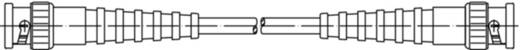 BNC-Messleitung 1 m Schwarz Telegärtner L00010A1803
