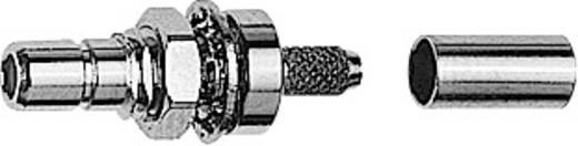 SMB-Steckverbinder Stecker, Einbau 50 Ω Telegärtner J01160A0381 1 St.