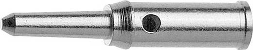 Koaxial-Stiftkontakt Telegärtner C01011A0166 Silber 1 St.