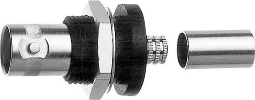 BNC-Steckverbinder Buchse, Einbau 75 Ω Telegärtner J01003A0003 1 St.