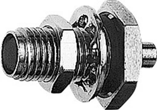 SMA-Steckverbinder Buchse, Einbau 50 Ω Telegärtner J01151A0911 1 St.