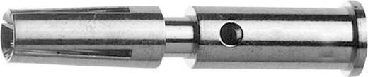 Koaxial-Buchsenkontakt Telegärtner C00011A0117 Silber 1 St.