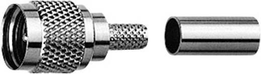 Mini-UHF-Steckverbinder Stecker, gerade 50 Ω Telegärtner J01045F0000 1 St.