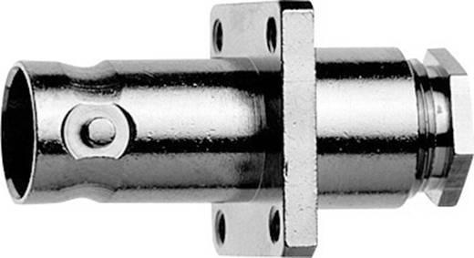 BNC-Steckverbinder Buchse, Einbau 50 Ω Telegärtner J01001A0611 1 St.