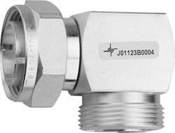 HF adaptér 7-16-DIN-zástrčka - 7-16-DIN-zásuvka Telegärtner J01123B0004, 1 ks