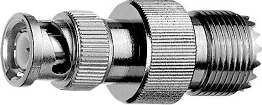 Koax-Adapter BNC-Stecker - UHF-Buchse Telegärtner J01008A0803 1 St.