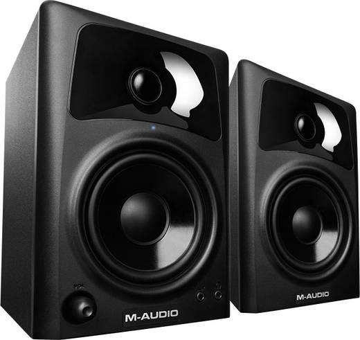 aktiver monitor lautsprecher 10 cm 4 zoll m audio av42 20. Black Bedroom Furniture Sets. Home Design Ideas