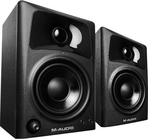 aktiver monitor lautsprecher 7 cm 3 zoll m audio av32 10 w. Black Bedroom Furniture Sets. Home Design Ideas