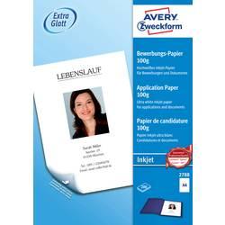 Image of Avery-Zweckform 2788 Bewerbungspapier DIN A4 100 g/m² 200 Blatt Weiß