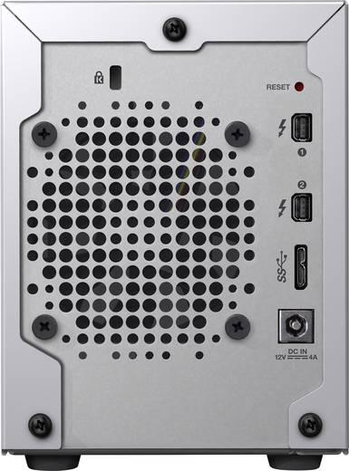 Externe Festplatte 8.9 cm (3.5 Zoll) 8 TB Western Digital My Book Pro™ Silber-Schwarz USB 3.0, Micro USB 3.0, Thunderbol