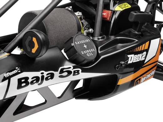 HPI Racing Baja 5B 1:5 RC Modellauto Benzin Buggy Heckantrieb RtR 2,4 GHz
