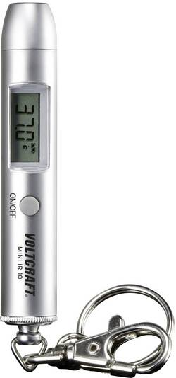 IR teploměr Voltcraft MINI IR 10, -33 až +500 °C