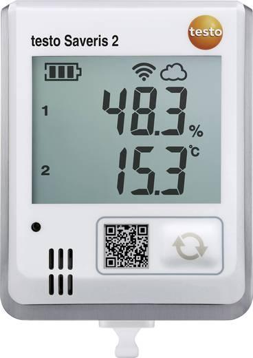 testo 0572 2004 Multi-Datenlogger Messgröße Temperatur, Luftfeuchtigkeit -30 bis 50 °C 0 bis 100 % rF Kalibriert