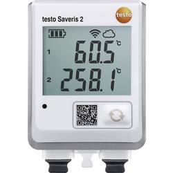 Teplotný datalogger testo Saveris 2-T3, Merné veličiny teplota