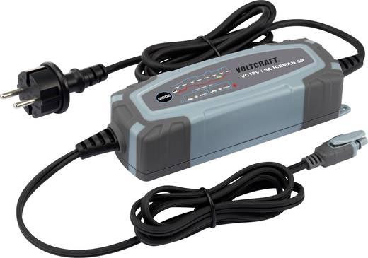 VOLTCRAFT VC12V / 5A ICEMAN 5R Bluetooth® Automatikladegerät 12 V 0.8 A, 5 A