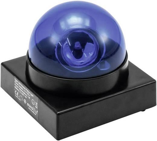 LED Polizeilicht Eurolite 50603650 1 W Blau Anzahl Leuchtmittel: 1