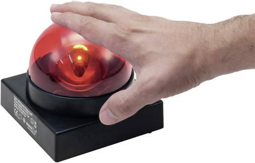 LED Polizeilicht Eurolite 50603652 1 W Rot Anzahl Leuchtmittel: 1