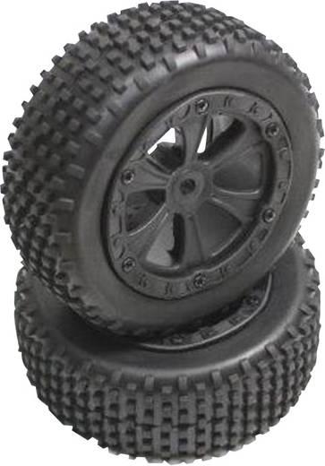 Ersatzteil Absima 1230033 Reifen komplett vorne