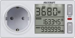 Zásuvkový měřič spotřeby el. energie VOLTCRAFT 4500ADVANCED DE
