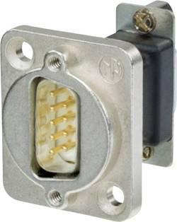 Image of D-SUB Adapter D-SUB-Buchse 9pol. - D-SUB-Buchse 9pol. Neutrik NADB9FF 1 St.