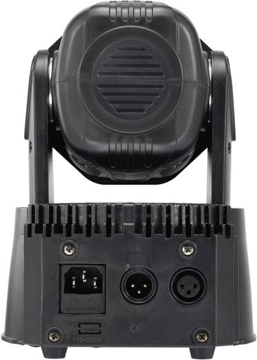 LED-Moving Head Renkforce GM107 Anzahl LEDs:7 x 10 W