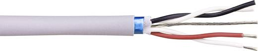 AlphaWire EcoCable Steuerleitung 2 x 0.092 mm² Schiefer 78002 SL005 Meterware