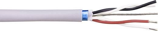 AlphaWire EcoCable Steuerleitung 4 x 0.241 mm² Schiefer 78324 SL005 Meterware