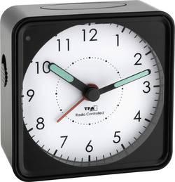 Wecker ohne zeiger  Funk Wecker TFA 60.1511.01 Schwarz Fluoreszierend Zeiger online ...