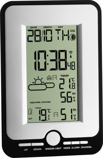TFA MULTY 35.1134.10 Funk-Wetterstation Vorhersage für 12 bis 24 Stunden