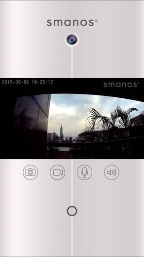Funk-Alarmanlagen-Set Smanos W020