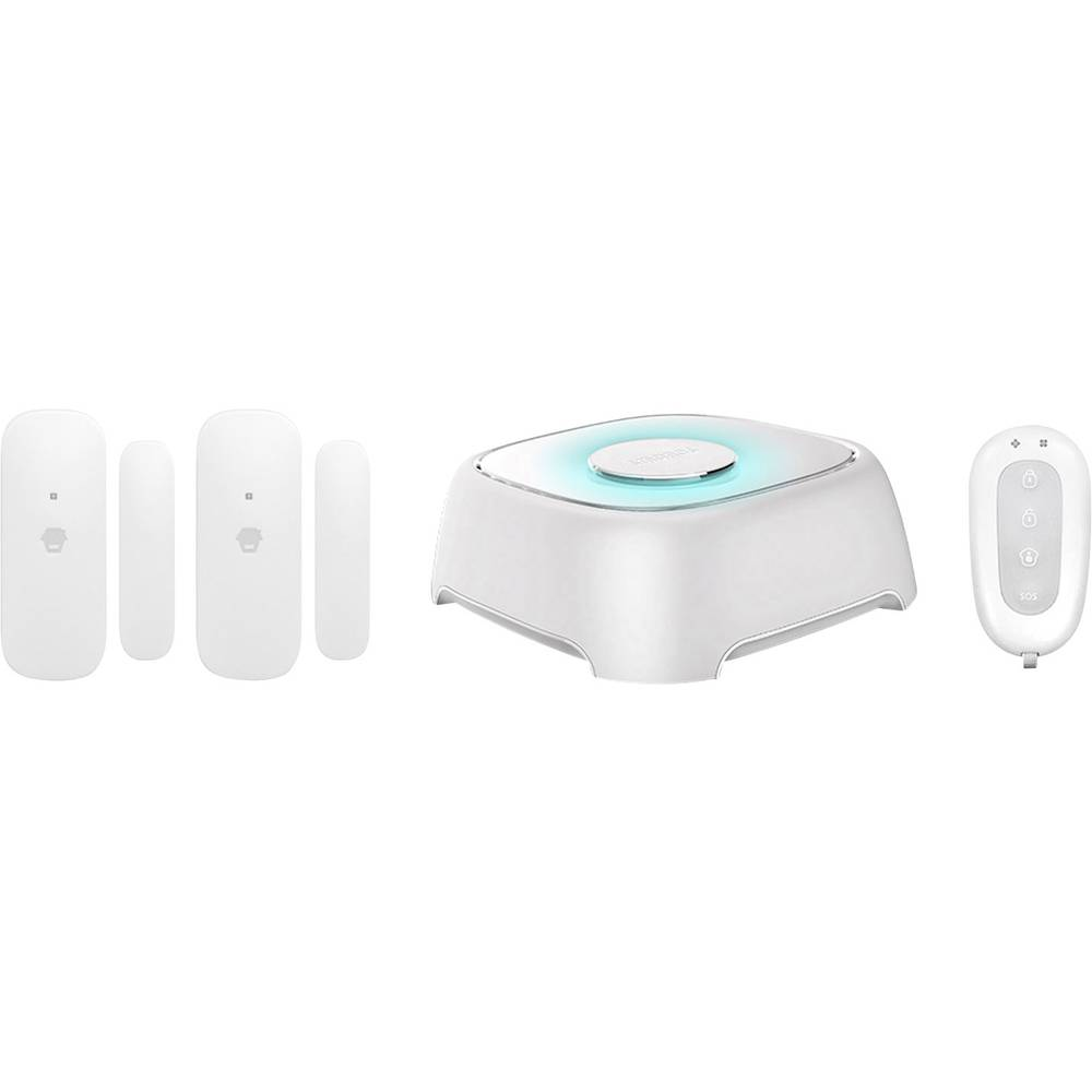 pack alarme sans fil accessoires smanos l020 sur le site internet conrad 1368989. Black Bedroom Furniture Sets. Home Design Ideas