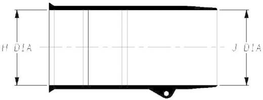 Schrumpfformteil Nenn-Innendurchmesser (vor Schrumpfung): 43 mm TE Connectivity 202K163-25-01-0 1 St.