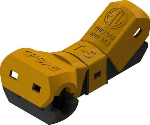 Abzweigverbinder flexibel: -4 mm² starr: -4 mm² Polzahl: 2 1369107 1 St. Orange