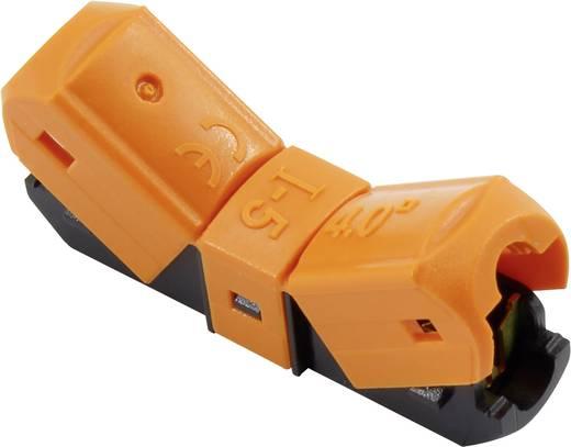 Einzeladerverbinder flexibel: -4 mm² starr: -4 mm² Polzahl: 1 1369115 1 St. Orange